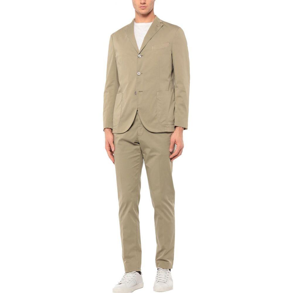 ボリオリ アウター【suits】Military スーツ・ジャケット green メンズ BOGLIOLI