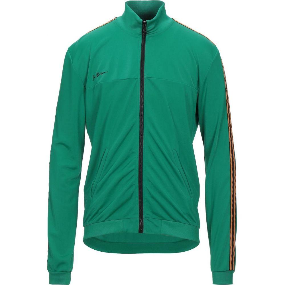 アイムブライアン メンズ トップス 注文後の変更キャンセル返品 スウェット トレーナー Emerald I'M 正規品スーパーSALE×店内全品キャンペーン BRIAN sweatshirt green サイズ交換無料