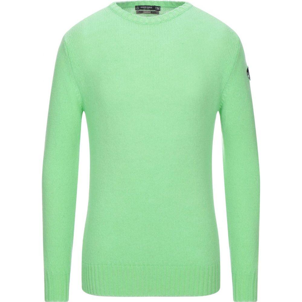 ノースセール メンズ トップス ニット セーター Acid NORTH SAILS sweater 品質検査済 送料0円 green サイズ交換無料