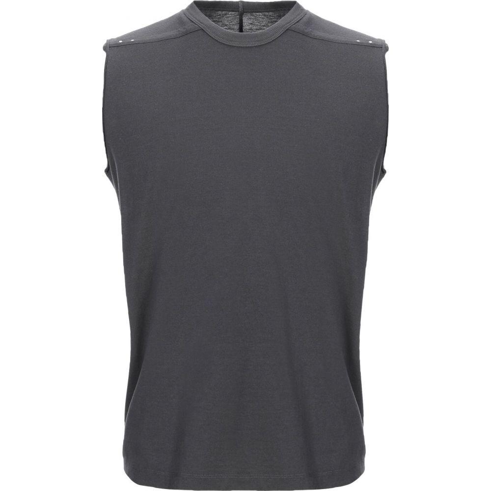 リック オウエンス RICK OWENS メンズ Tシャツ トップス【t-shirt】Lead