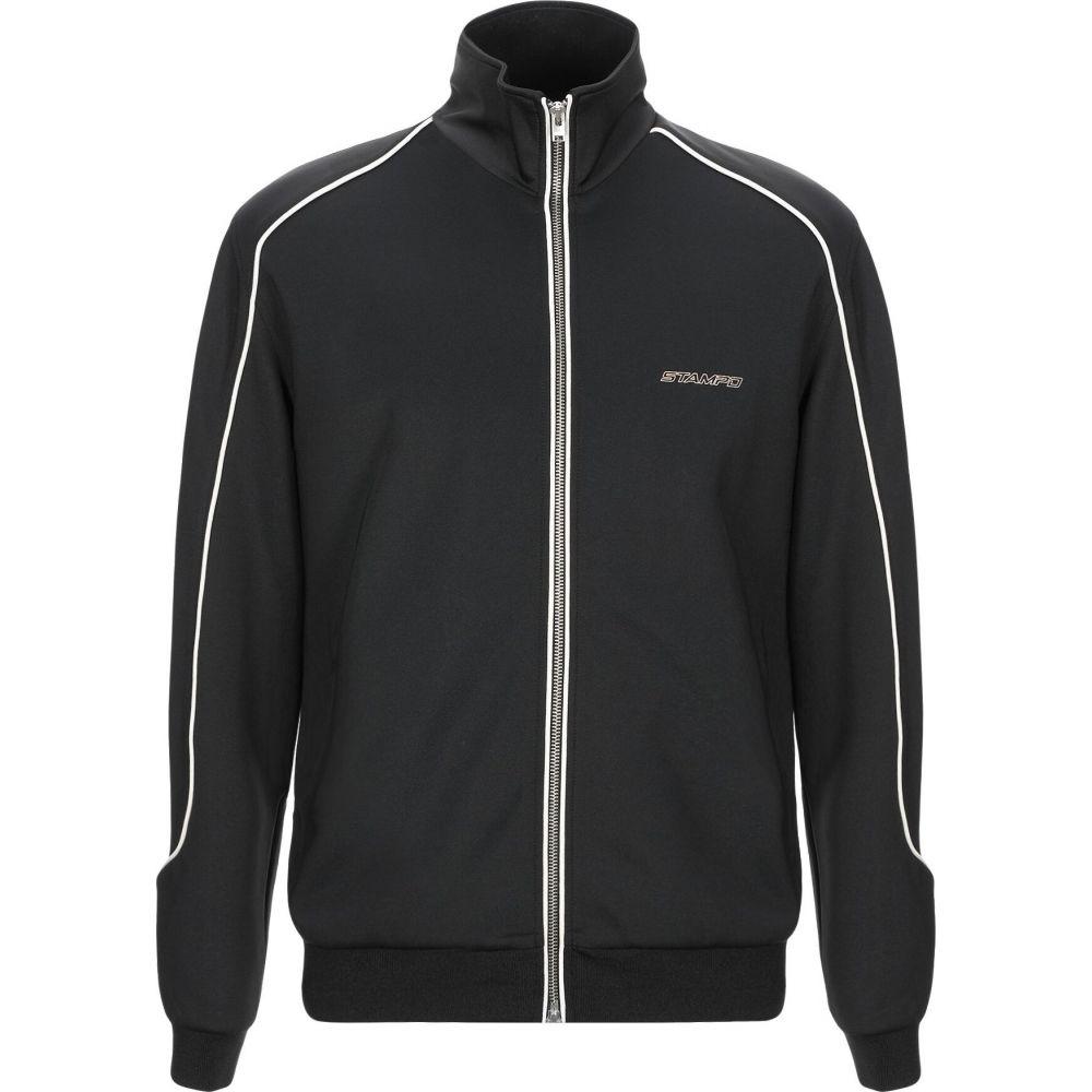 スタンプド STAMPD メンズ スウェット・トレーナー トップス【sweatshirt】Black