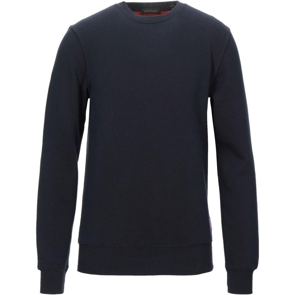 スコッチ&ソーダ SCOTCH & SODA メンズ スウェット・トレーナー トップス【sweatshirt】Dark blue