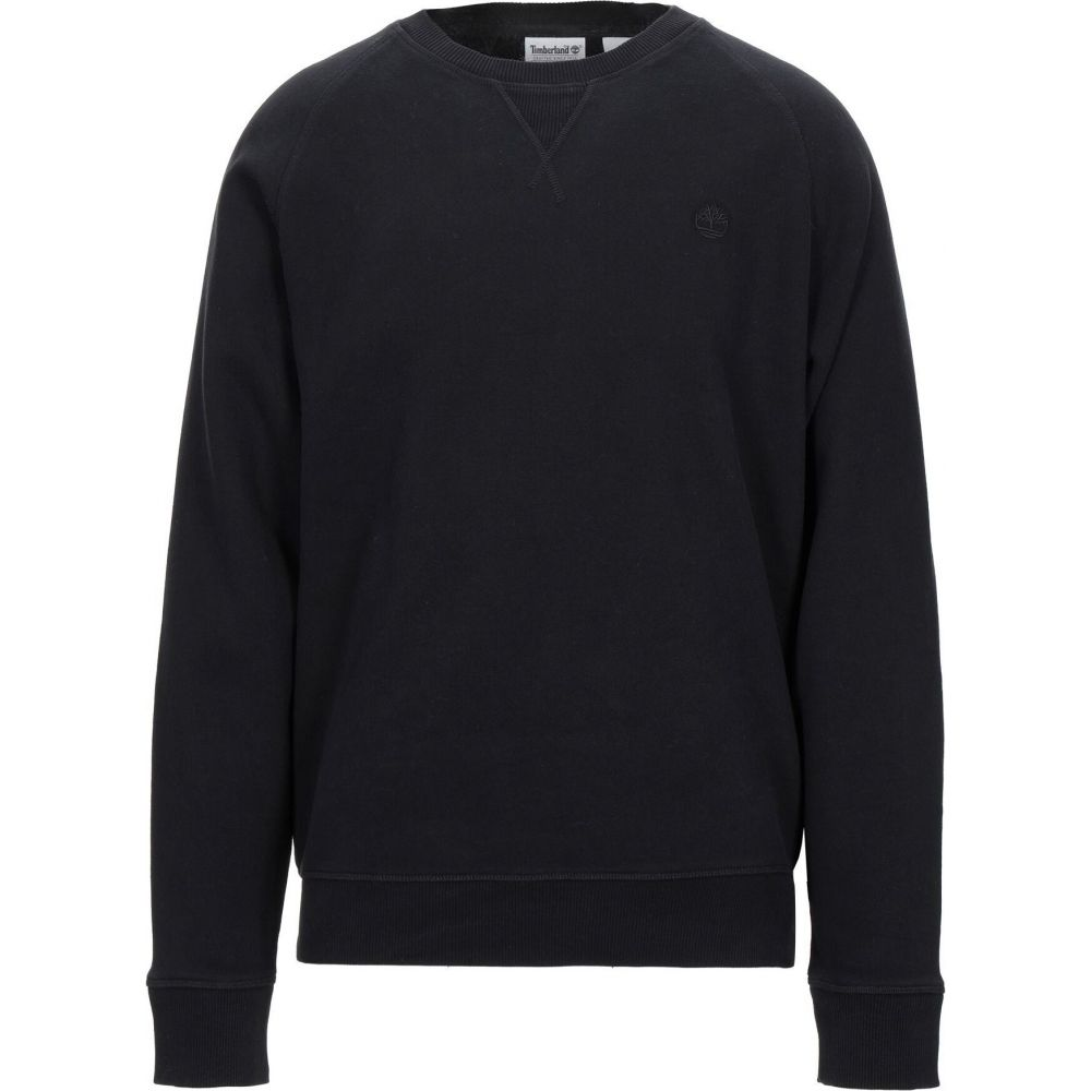 ティンバーランド TIMBERLAND メンズ スウェット・トレーナー トップス【sweatshirt】Black