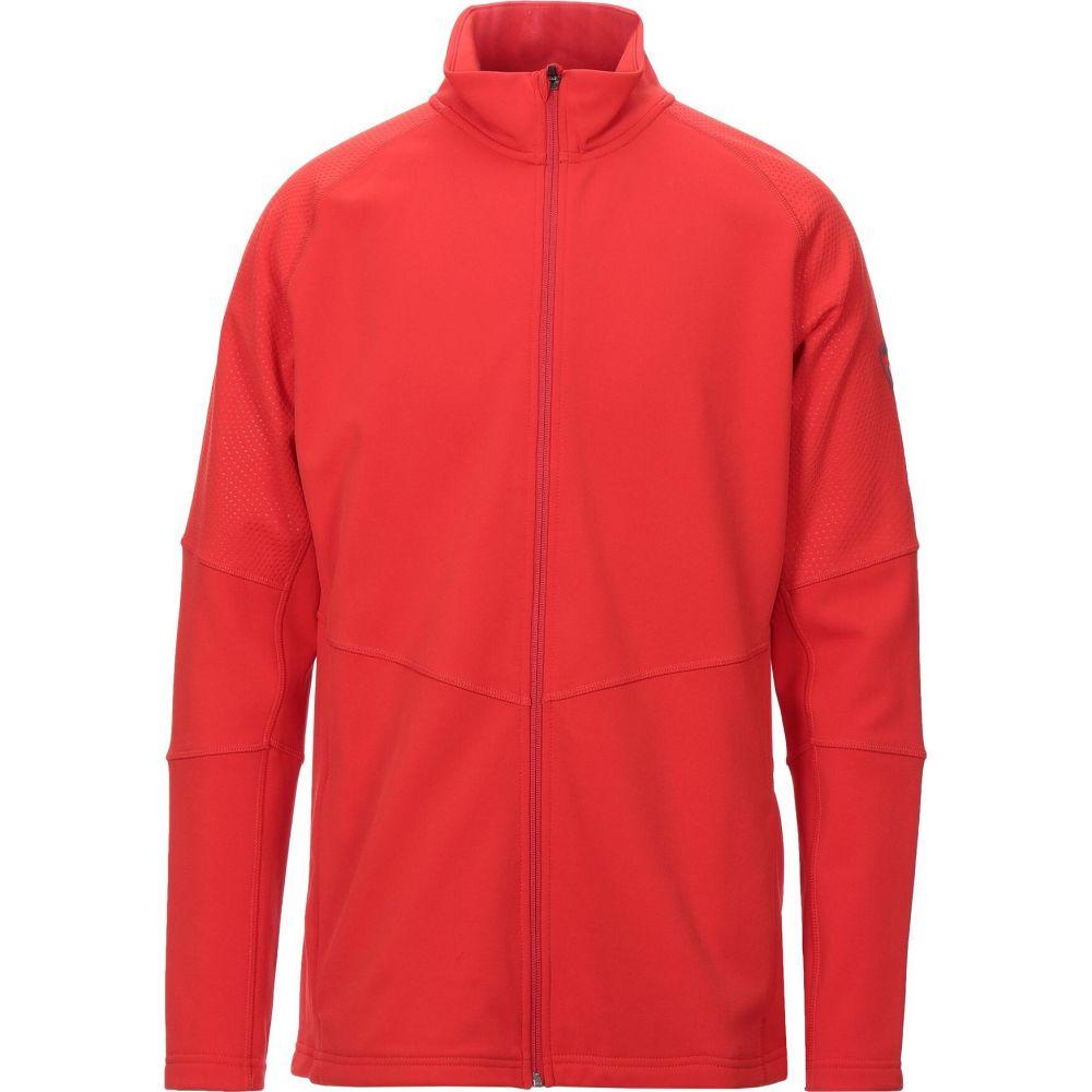ロシニョール ROSSIGNOL メンズ スウェット・トレーナー トップス【sweatshirt】Red