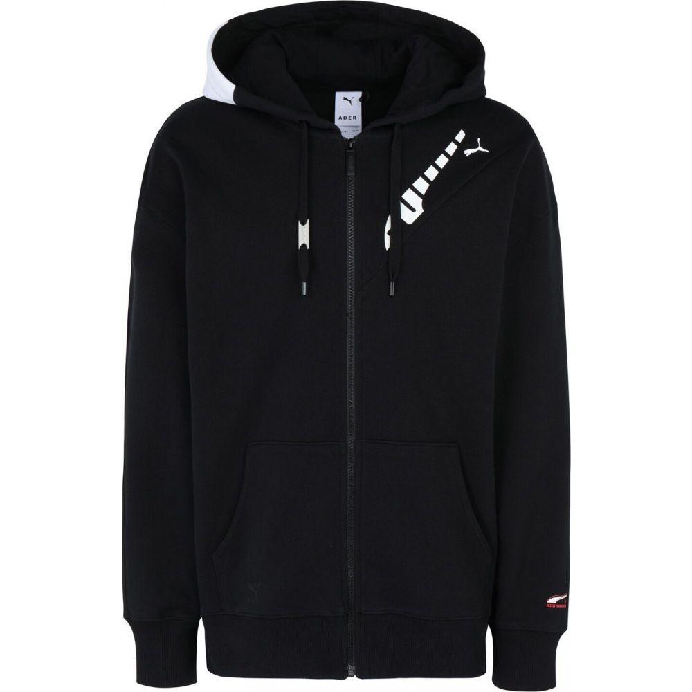 プーマ PUMA x ADER ERROR メンズ スウェット・トレーナー トップス【puma x ader fz sweatshirt】Black