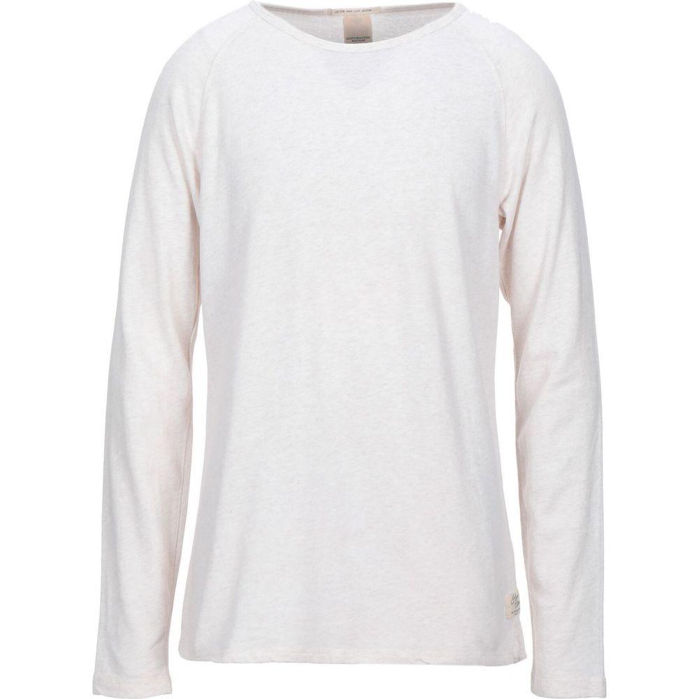 スコッチ&ソーダ SCOTCH & SODA メンズ スウェット・トレーナー トップス【sweatshirt】Beige