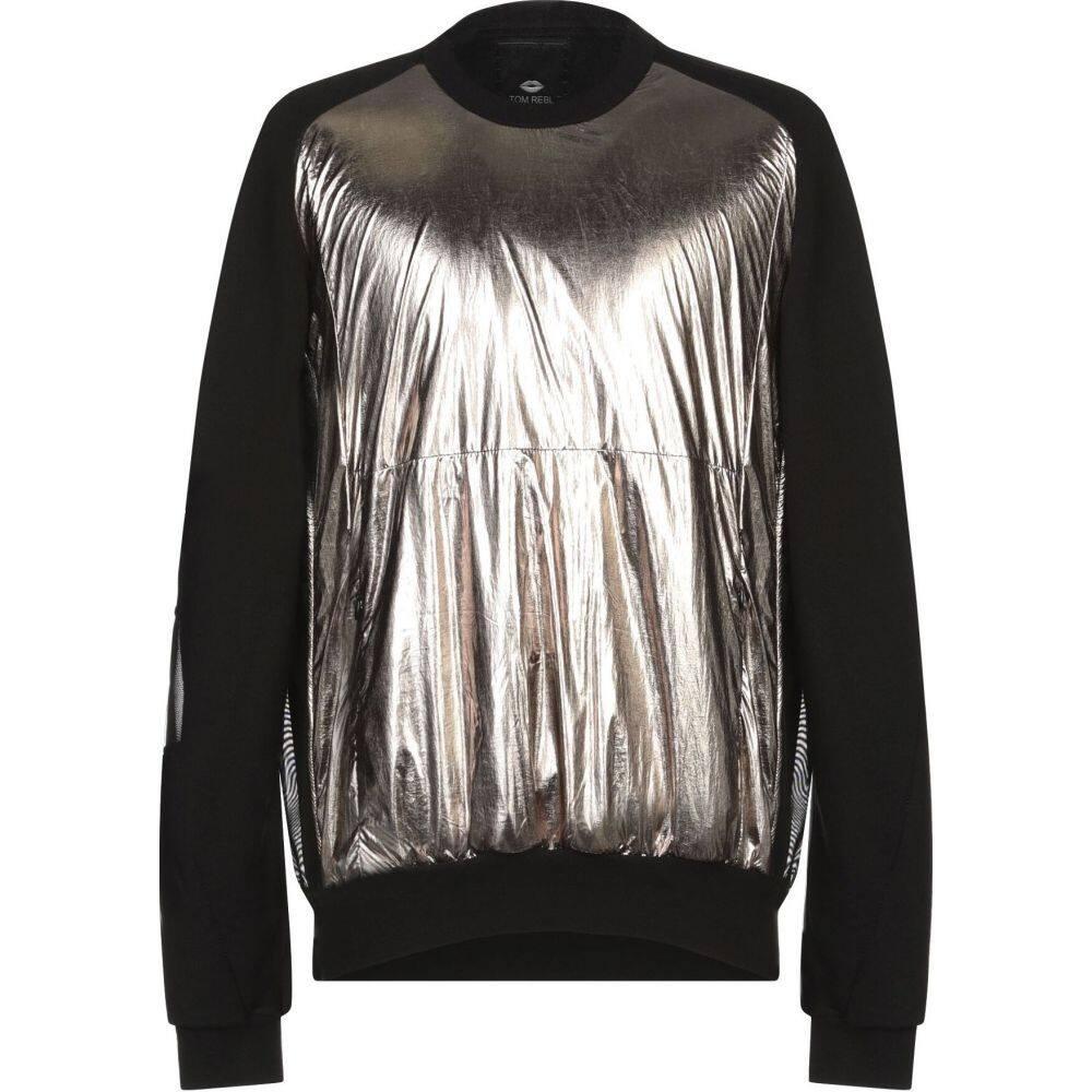 トム レベル TOM REBL メンズ スウェット・トレーナー トップス【sweatshirt】Gold