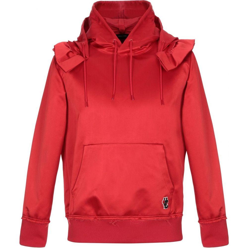 アンダーカバー UNDERCOVER メンズ スウェット・トレーナー トップス【sweatshirt】Red