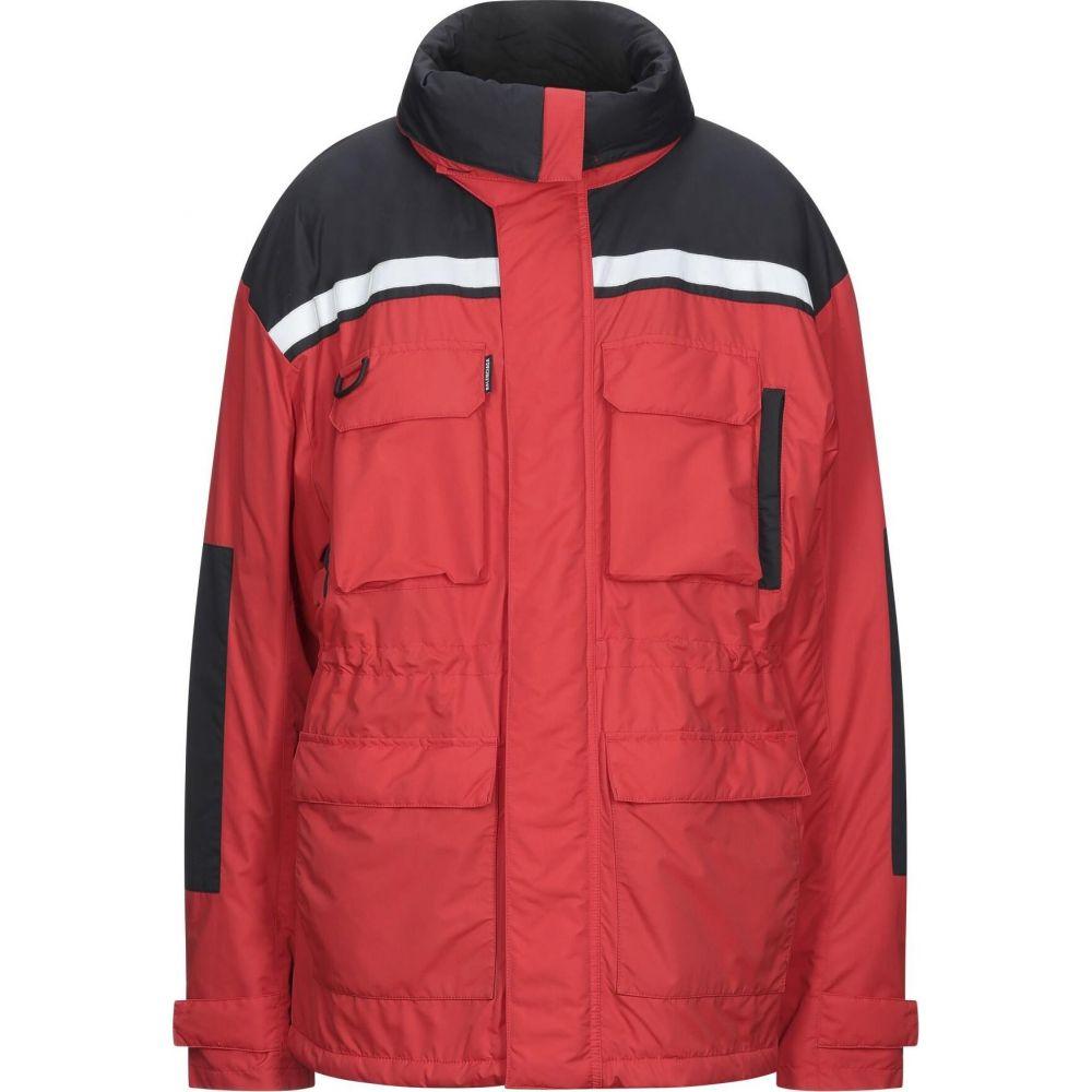 バレンシアガ メンズ アウター ジャケット 2020モデル 2020モデル BALENCIAGA Red jacket サイズ交換無料