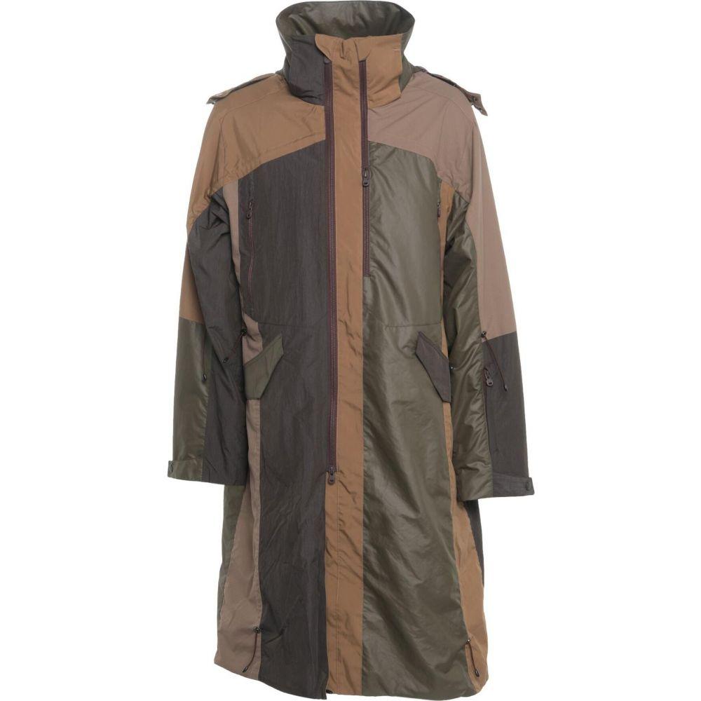 消費税無し ホワイトマウンテニアリング WHITE MOUNTAINEERING メンズ メンズ ジャケット MOUNTAINEERING アウター【full-length WHITE jacket】Khaki, 薩摩郡:67629fbf --- tedlance.com