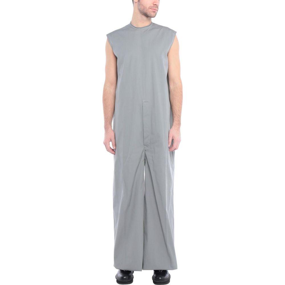 リック オウエンス RICK OWENS メンズ ツナギ・オールインワン トップス【jumpsuit/one piece】Grey