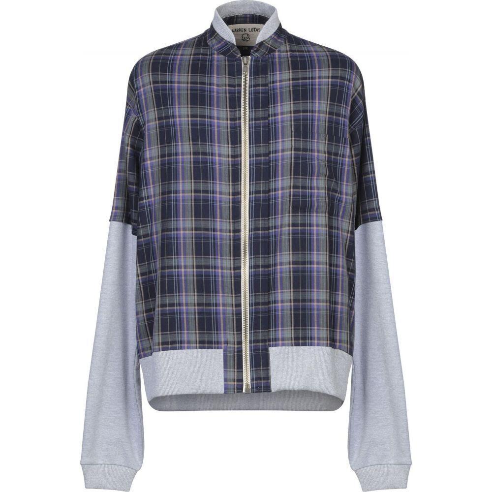 ウォレンロータス WARREN LOTAS メンズ スウェット・トレーナー トップス【sweatshirt】Purple