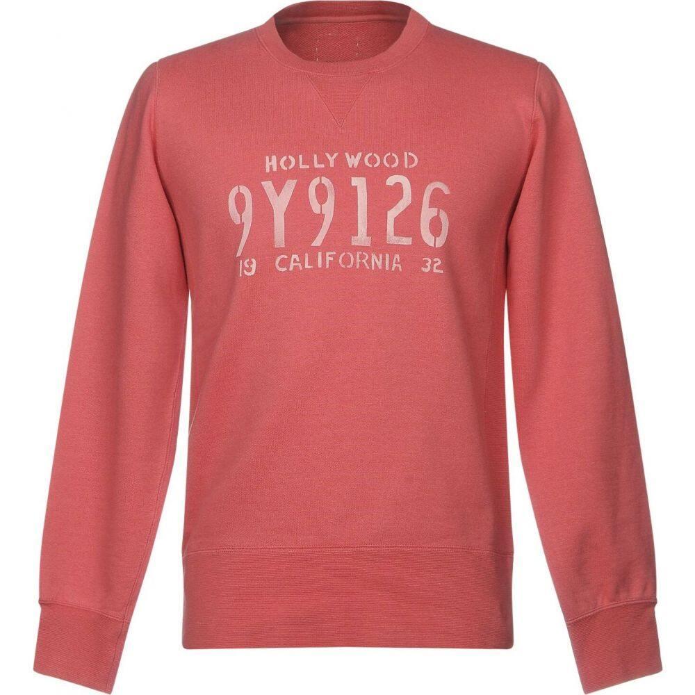 ビズビム VISVIM メンズ スウェット・トレーナー トップス【sweatshirt】Coral