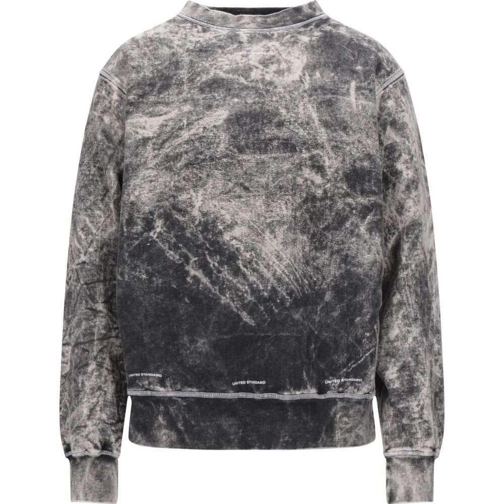 ユナイテッド スタンダード UNITED STANDARD メンズ スウェット・トレーナー トップス【sweatshirt】Grey