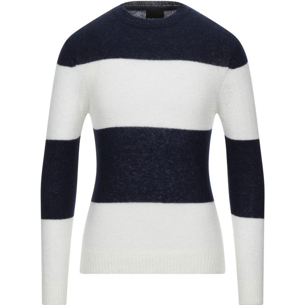 マルシアーノ MARCIANO メンズ ニット・セーター トップス【sweater】Dark blue