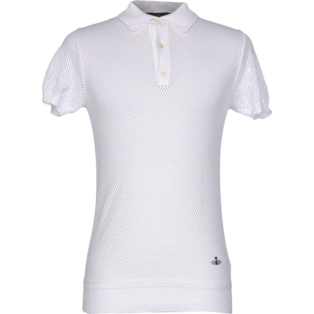 レ コパン メンズ 人気ブランド トップス ニット セール商品 セーター COPAINS サイズ交換無料 LES sweater White