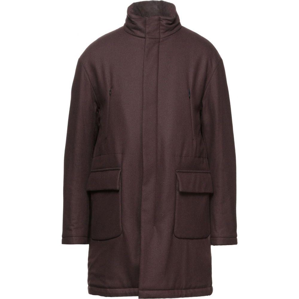 イーヴォ メンズ アウター レインコート Cocoa サイズ交換無料 coat HEVO 最安値に挑戦 即日出荷