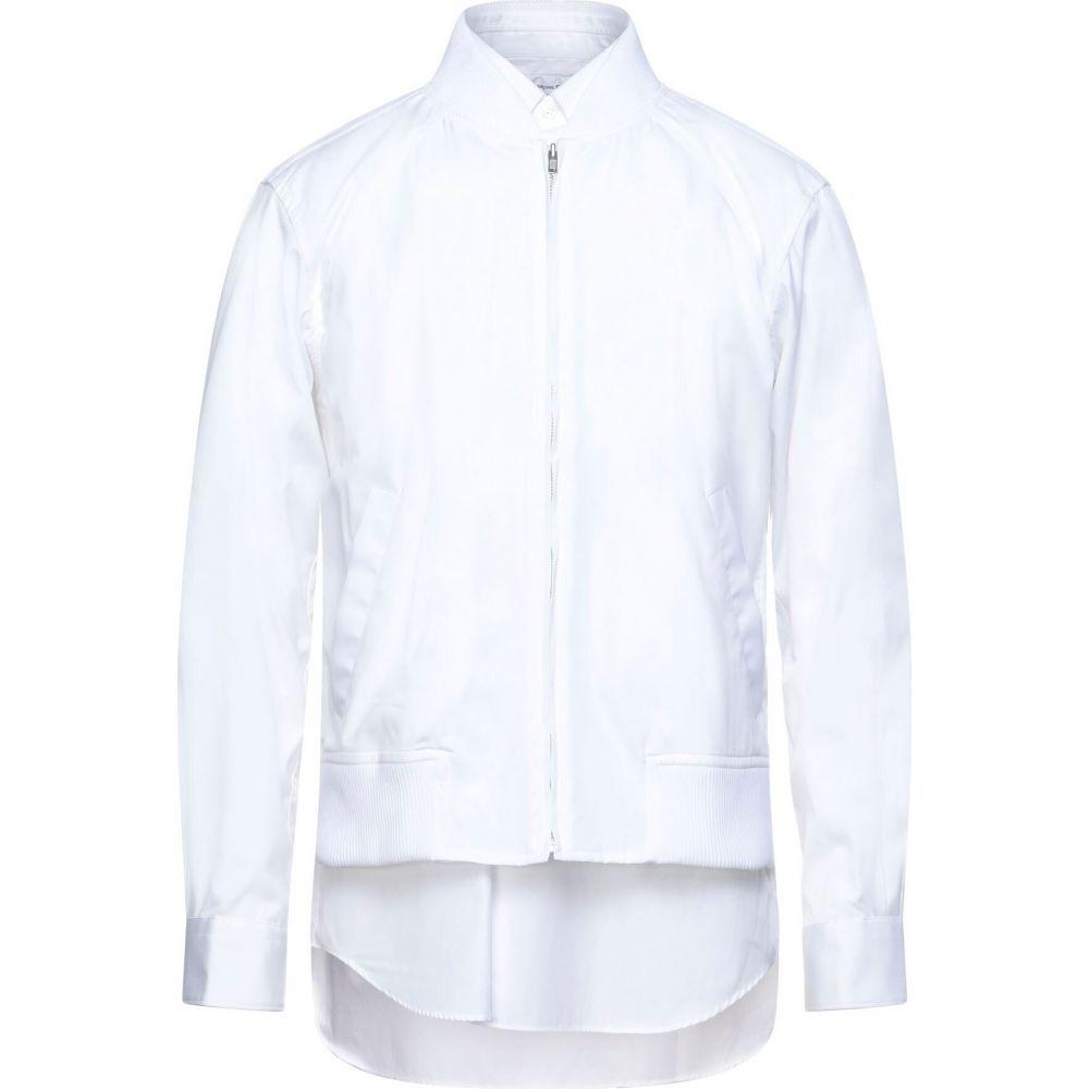 コム デ ギャルソン COMME des GARCONS SHIRT メンズ シャツ トップス【solid color shirt】White