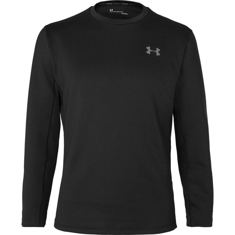 アンダーアーマー UNDER ARMOUR メンズ Tシャツ トップス【t-shirt】Black