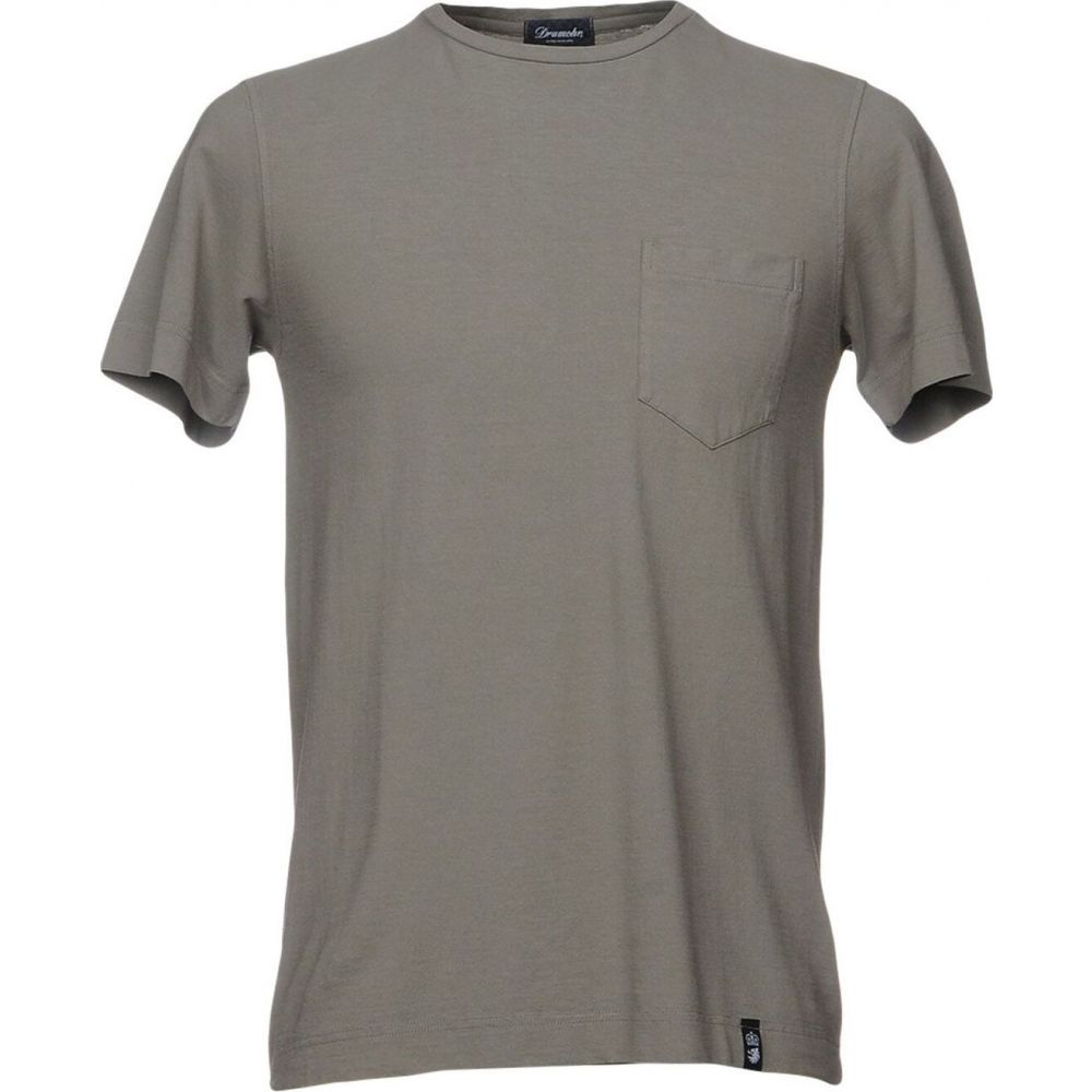 ドルモア DRUMOHR メンズ Tシャツ トップス【t-shirt】Grey