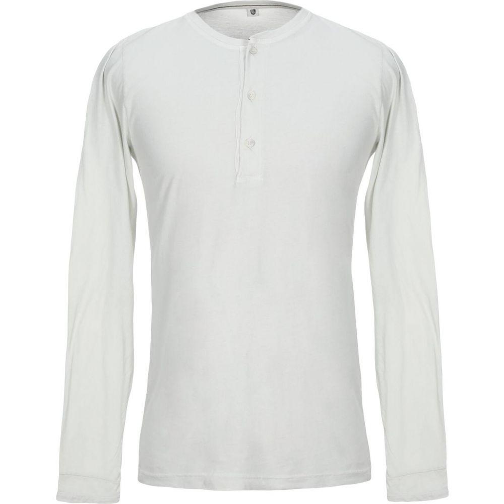 クロスリー CROSSLEY メンズ Tシャツ トップス【t-shirt】Light grey