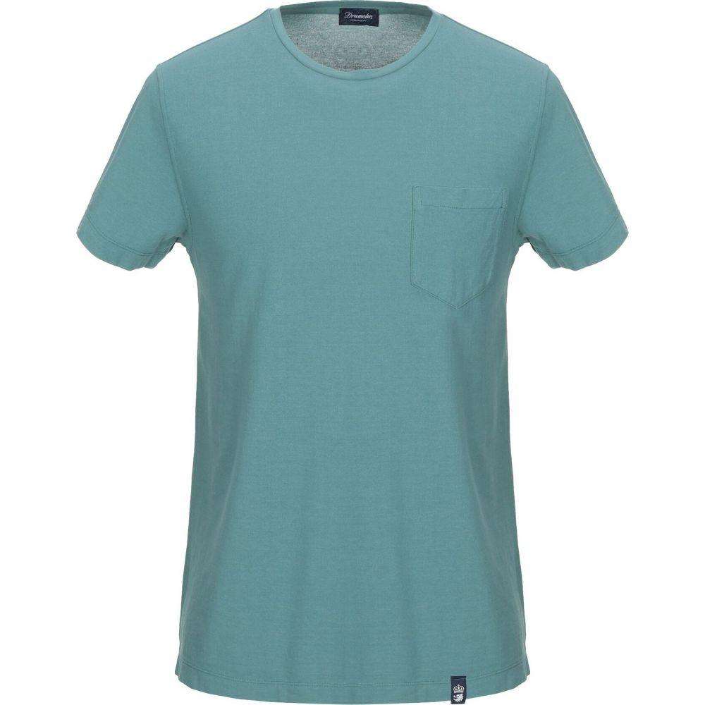 ドルモア DRUMOHR メンズ Tシャツ トップス【t-shirt】Light green
