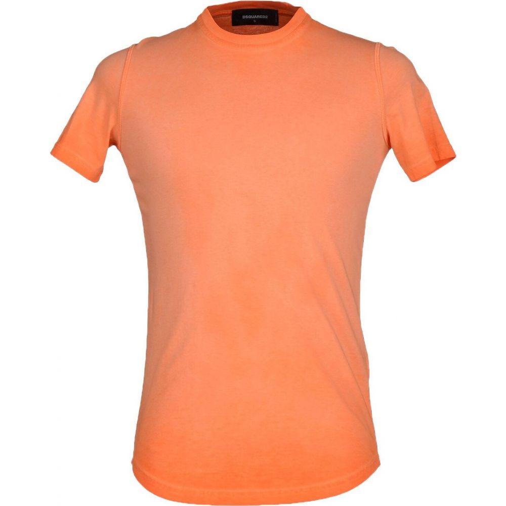 ディースクエアード DSQUARED2 メンズ Tシャツ トップス【t-shirt】Orange