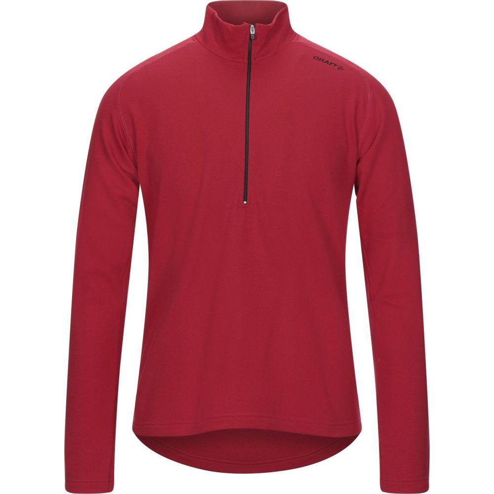 クラフト CRAFT メンズ Tシャツ トップス【t-shirt】Red