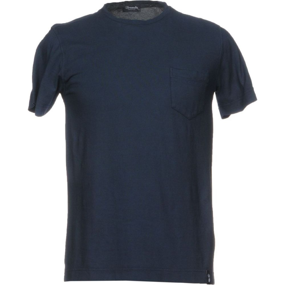 ドルモア DRUMOHR メンズ Tシャツ トップス【t-shirt】Slate blue