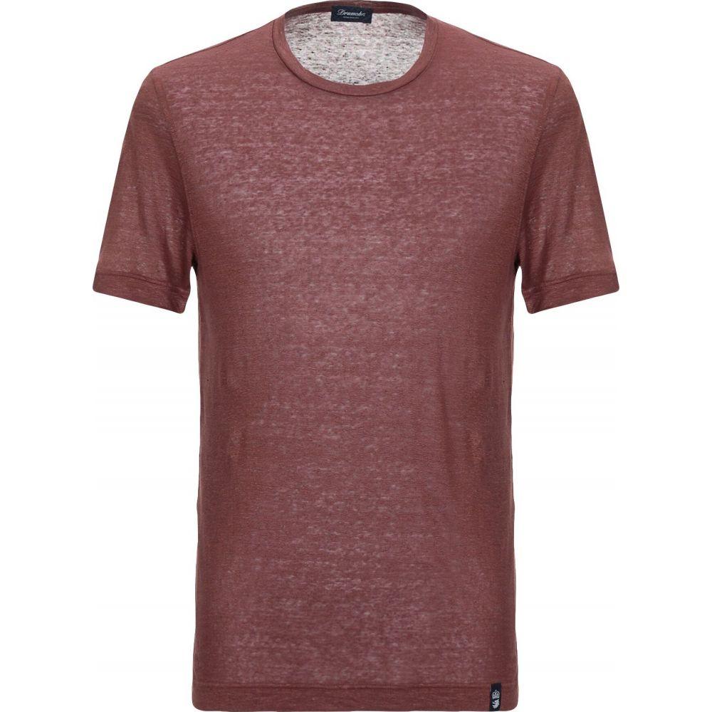 ドルモア DRUMOHR メンズ Tシャツ トップス【t-shirt】Cocoa