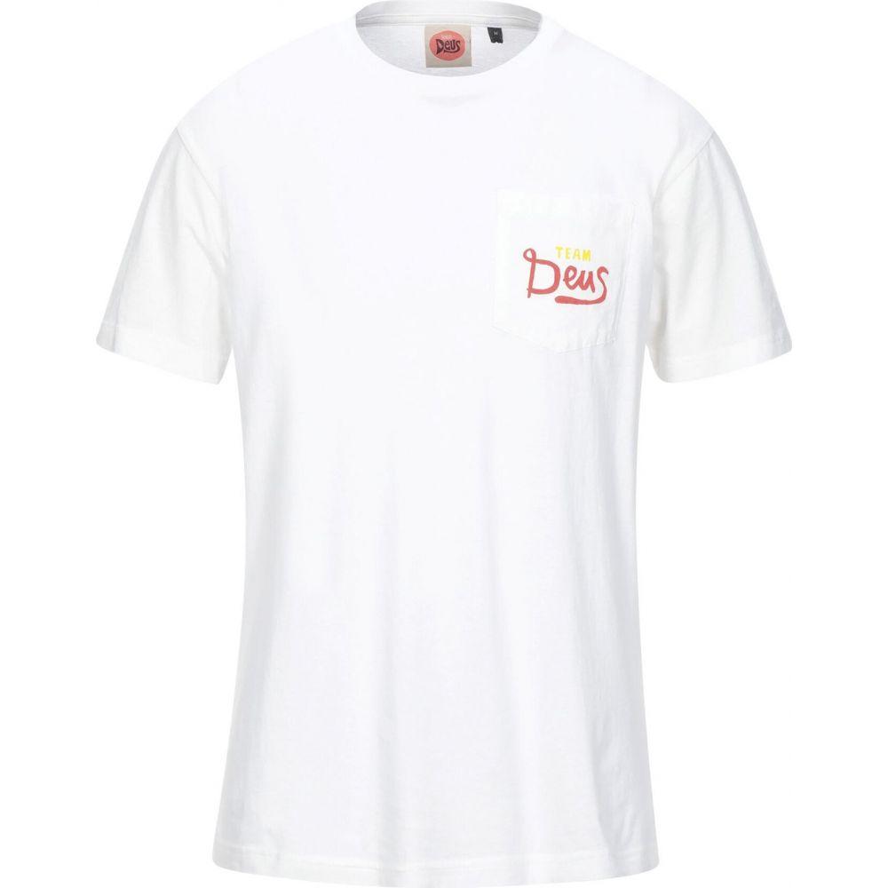 デウス エクス マキナ DEUS EX MACHINA メンズ Tシャツ トップス【t-shirt】White