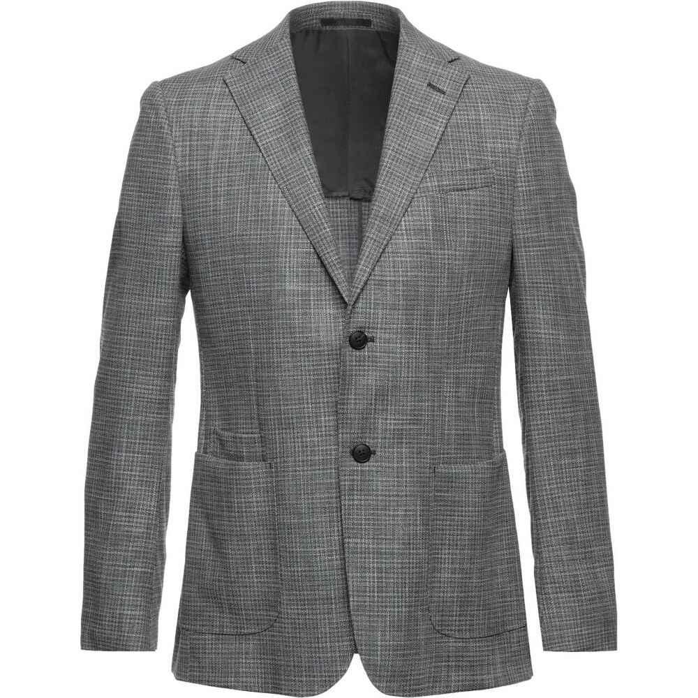 <title>特売 ZZEGNA メンズ アウター スーツ ジャケット Lead サイズ交換無料 blazer</title>