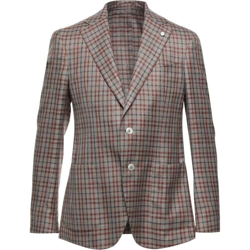 夏セール開催中 MAX80%OFF! ルイジ ビアンキ モントヴァ LUIGI BIANCHI Mantova メンズ スーツ・ジャケット アウター【blazer】Khaki, broadstage ブロードステージ 96d41080