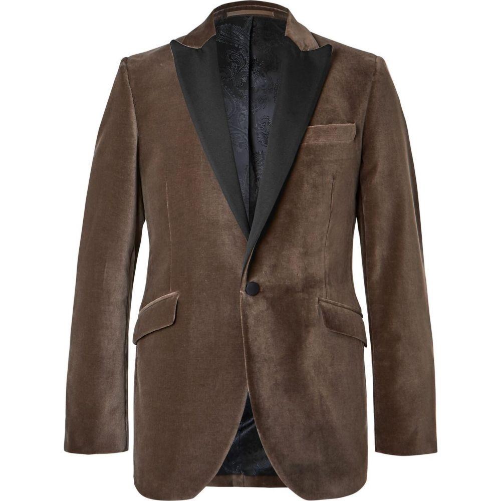 優先配送 フェイバーブルック FAVOURBROOK メンズ スーツ・ジャケット アウター【blazer】Khaki, OHMURA I&E 2f39fd06