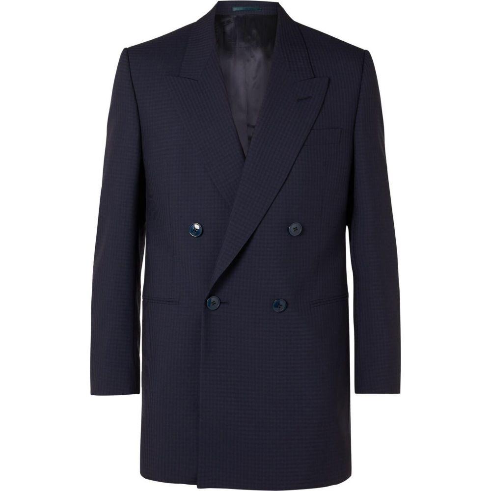 2021激安通販 マーティン ローズ マーティン MARTINE ローズ ROSE MARTINE メンズ スーツ・ジャケット アウター【blazer】Dark blue, 上之保村:3a613406 --- eraamaderngo.in