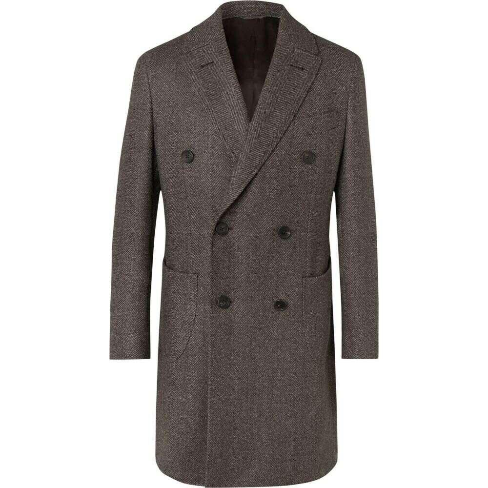 最高級 トム THOM スウィーニー THOM SWEENEY メンズ コート アウター【coat コート SWEENEY】Khaki, e-net A furniture:11d6a2c8 --- online-cv.site