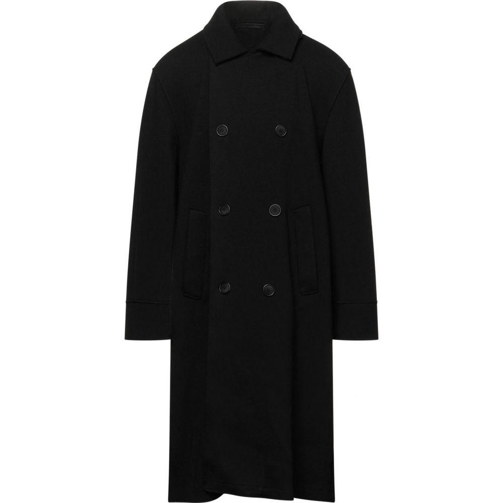 【コンビニ受取対応商品】 アルマーニ GIORGIO GIORGIO メンズ ARMANI メンズ アルマーニ コート アウター【coat】Black, エアコン専門店エアコンのマツPLUS:e36c3116 --- fotostrba.sk