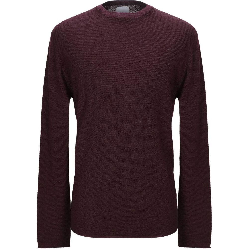 ベルウッド BELLWOOD メンズ ニット・セーター トップス【sweater】Maroon