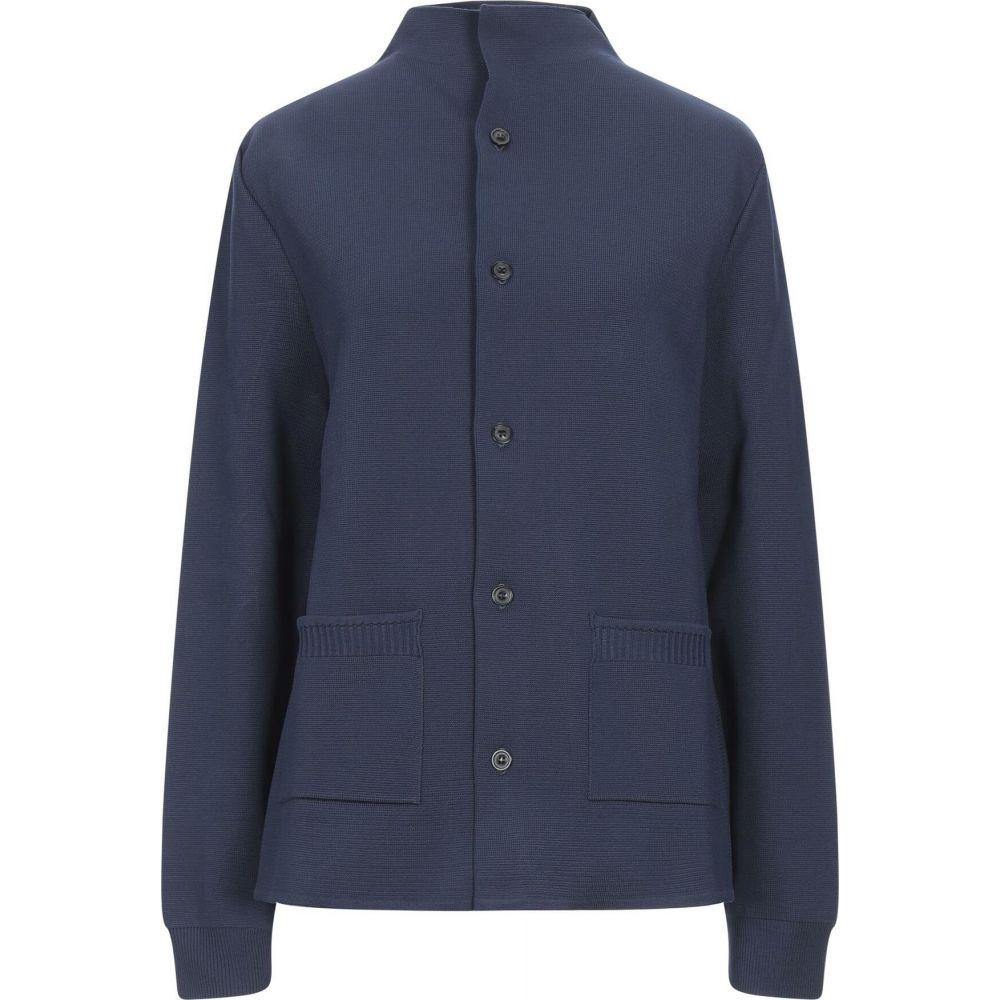 メゾン マルジェラ blue MAISON アウター【Blazer】Dark スーツ・ジャケット メンズ MARGIELA