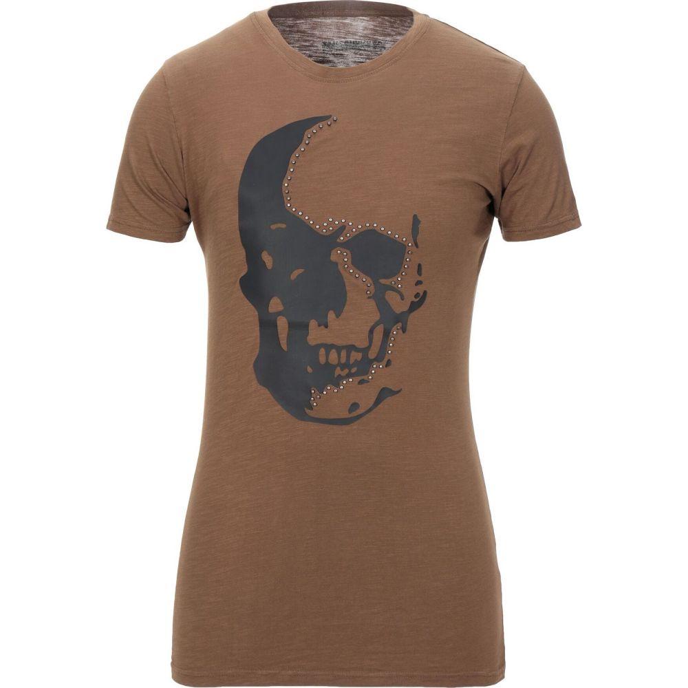 タケシ クロサワ TAKESHY KUROSAWA メンズ Tシャツ トップス【t-shirt】Khaki