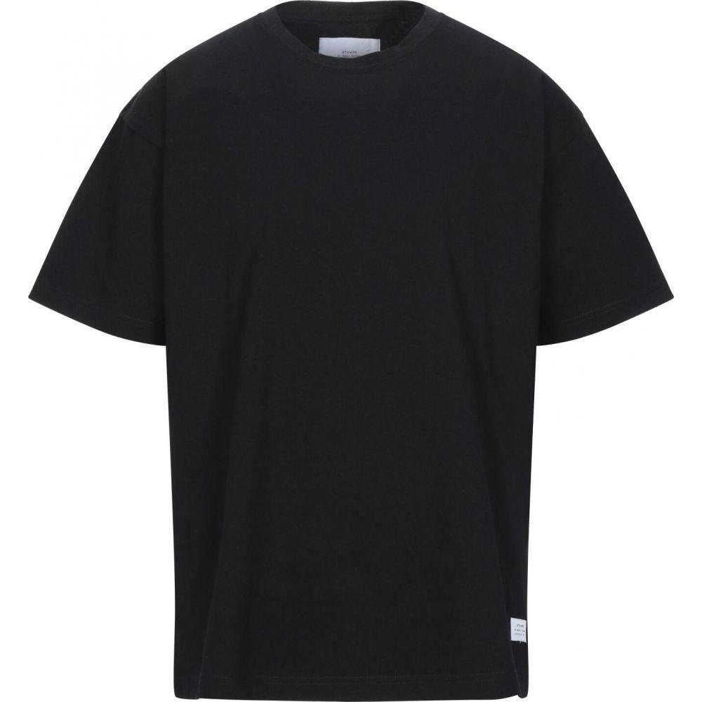 スタンプド STAMPD メンズ Tシャツ トップス【t-shirt】Black