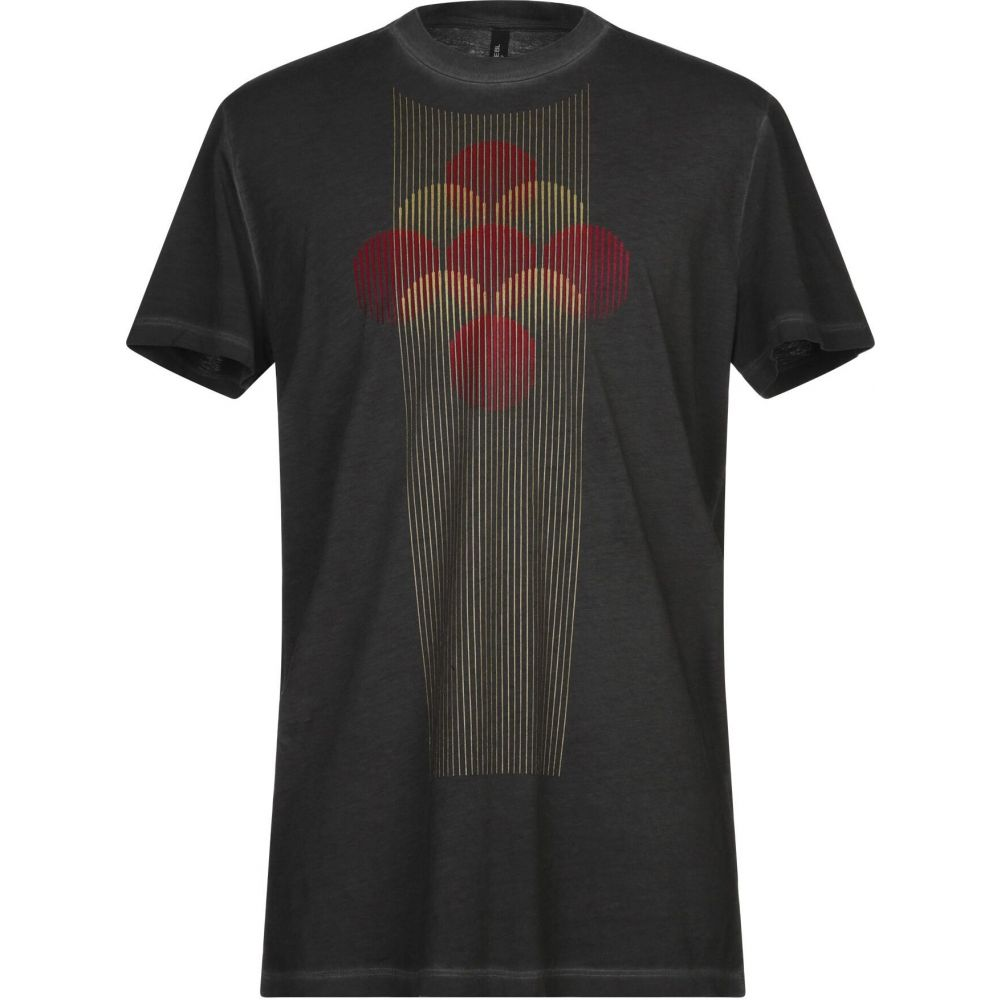 トム レベル TOM REBL メンズ Tシャツ トップス【t-shirt】Steel grey