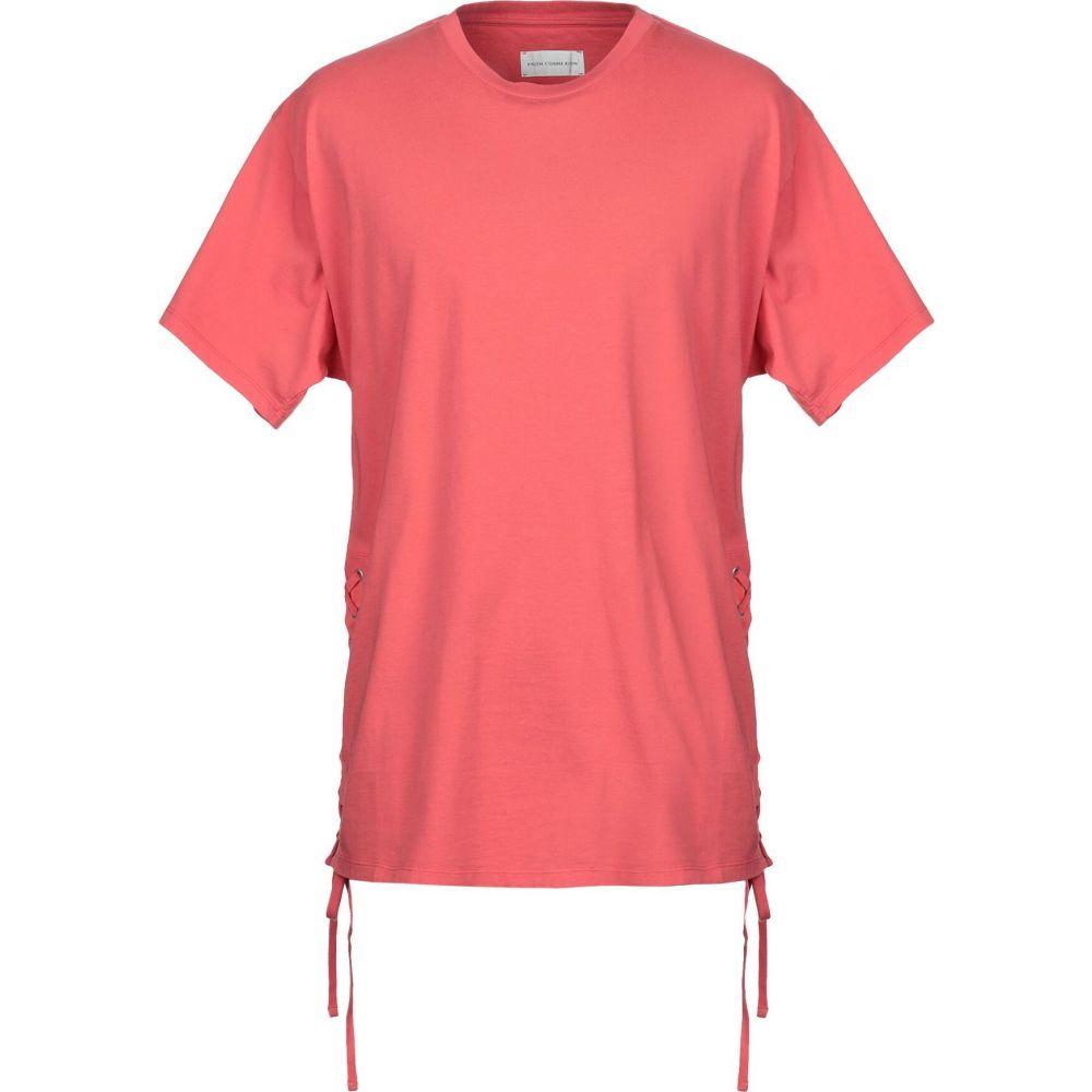 フェイス コネクション FAITH CONNEXION メンズ Tシャツ トップス【t-shirt】Coral