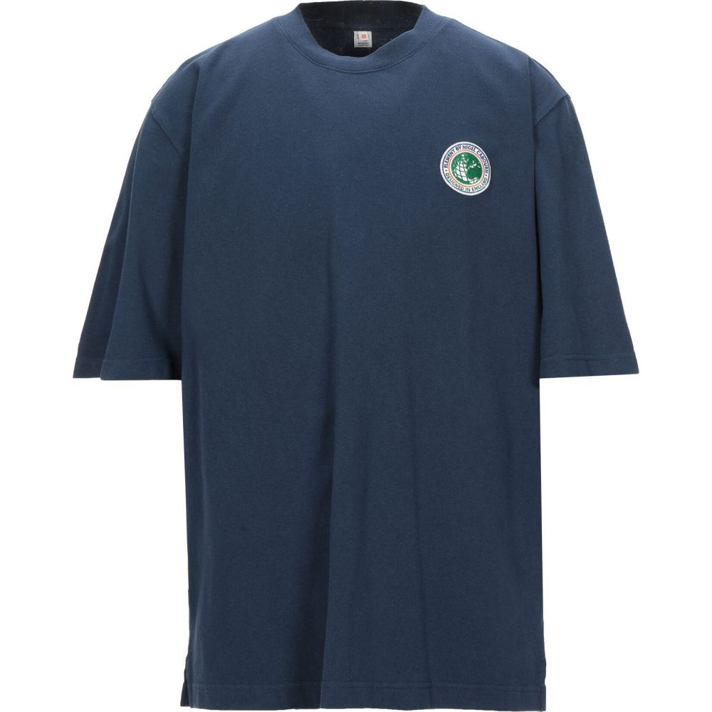 エレメント ELEMENT メンズ Tシャツ トップス【t-shirt】Dark blue