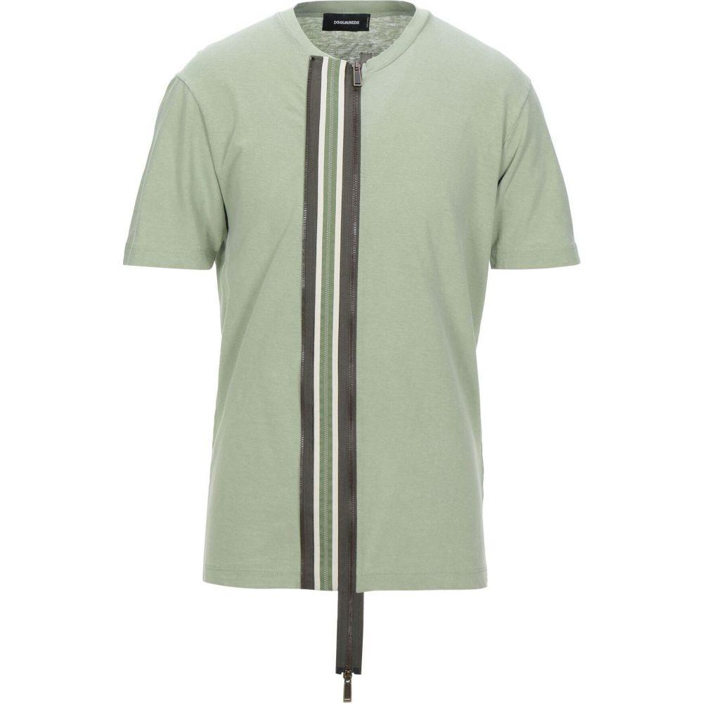 ディースクエアード DSQUARED2 メンズ Tシャツ トップス【t-shirt】Light green