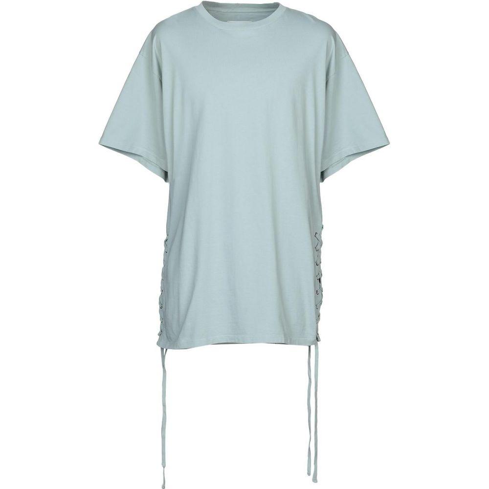 フェイス コネクション FAITH CONNEXION メンズ Tシャツ トップス【t-shirt】Sky blue