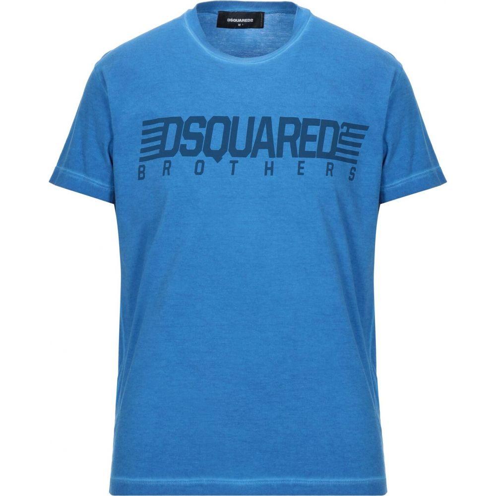ディースクエアード DSQUARED2 メンズ Tシャツ トップス【t-shirt】Blue