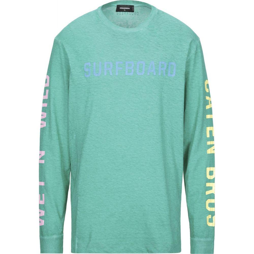 ディースクエアード DSQUARED2 メンズ Tシャツ トップス【t-shirt】Green