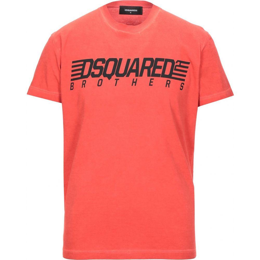 ディースクエアード DSQUARED2 メンズ Tシャツ トップス【t-shirt】Red