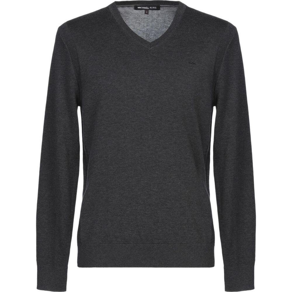 マイケル コース MICHAEL KORS MENS メンズ ニット・セーター トップス【sweater】Steel grey
